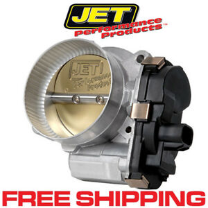 Jet 76106 Powr Flo High Flow Throttle Body 10 16 Chevy Ss Corvette Camaro 6 2l