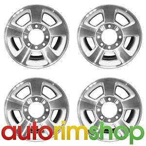 New 17 Replacement Wheels Rims For Dodge Ram 1500 2500 3500 2003 2009 Set 2187