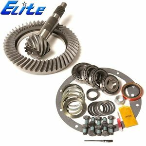 Ford Dana 80 3 54 Ring And Pinion Master Install Rms Elite Gear Pkg