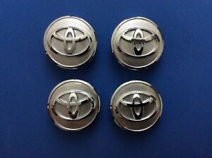 4 Replacement Wheel Center Hub Caps Fits 07 13 Prius 09 13 Corolla 07 14 Yaris
