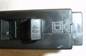 Square D Ehb14040 Bolt In Circuit Breaker Same Day Shipping Fits Nehb Panel