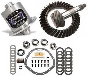 Gm Chevy 12 Bolt Car 3 42 Excel Ring And Pinion Duragrip Posi Gear Pkg
