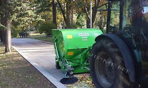 Sweeper W collection Hopper Curb Brush pto Powered Peruzzo 60 Rotovac