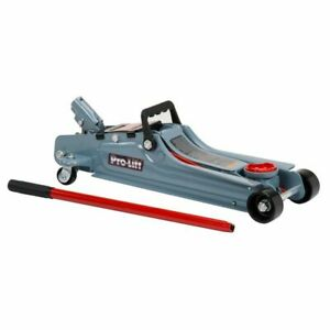 Pro Lift 2 Ton Low Profile Floor Jack F 767