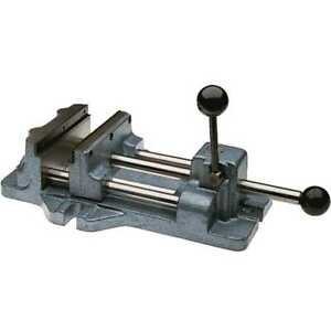 Wilton 13403 8 Cam Action Drill Press Vise W Stationary Base New
