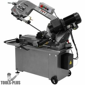 Jet 414466 Horizontal Band Saw With Hydraulic Feed New