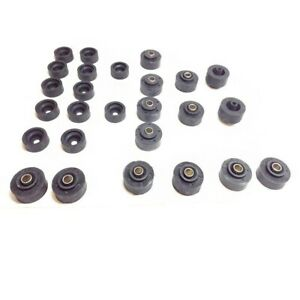 1971 76 Impala Body To Frame Body Bushing Kit 26 Pieces