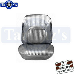 1964 Impala Ss Front Seat Upholstery Covers Pui New