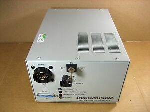 Omnichrome Model 170b 220g Ion Laser Power Supply