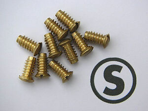 Stromberg 40 48 97 81 Lz Throttle Choke Screws 9586k