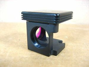 Thorlabs Kinematic Cage Cube Top With Beam Turning Insert Dfm1t2