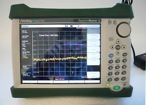 Anritsu Ms2711e Spectrum Analyzer 3 Ghz