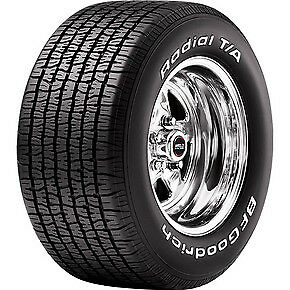 Bf Goodrich Radial T A P215 60r14 91s Wl 2 Tires