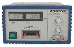 B k Precision 1670a Dc Power Supply triple Output 0 To 30vdc