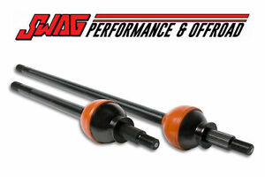 Rcv Performance Ultimate Dana 30 30t Front Cv Axle Set 07 Jeep Wrangler Jk Jku