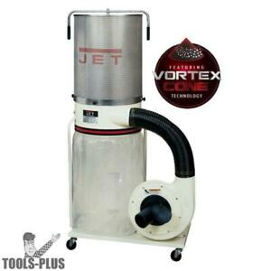 Jet 710704k Dc 1200vx ck3 2hp 3ph 230 460v Vortex Dust Collector New
