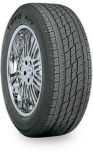 Toyo Open Country H T P255 70r17 110s Wl 2 Tires