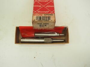 Starrett 827a Edge Finder