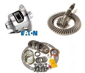 Gm 8 875 Chevy 12 Bolt Car 4 10 Excel Ring And Pinion Eaton Posi Gear Pkg