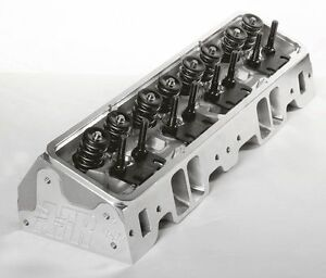 Afr Sbc 195cc Cnc Ported Aluminum Cylinder Heads 383 350 Small Block Chevy 1034