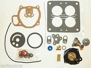 Holley 4000 Teapot Ford Lincoln Mercury 56 57 Master Carburetor Rebuild Kit New