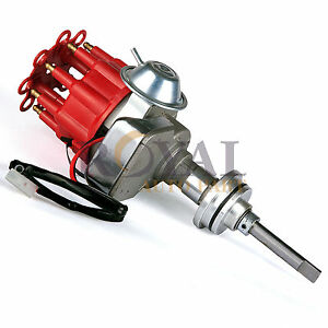 Hei Distributor Small Block For Dodge Chrysler 318 340 360 Complete Electronic