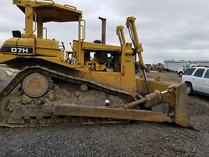 For Sale 1986 Caterpillar Cat D7h Dozer