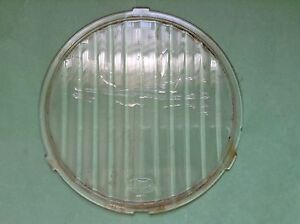 Vintage Ford No A 13060 Old Headlight 8 1 2 X 7 3 4 Head Lamp Light Lens