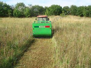 Flail Collection Mower Peruzzo Panther 1600 63 cut 53cu cap Ground Discharge