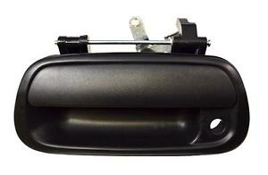 Fits Toyota Tundra Tail Gate Handle Black 2000 2001 2002 2003 2004 2005 2006