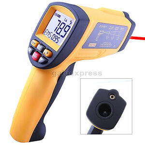 50 1 Digital Professional Infrared Ir Thermometer 0 1 1 Em Laser 0 2102 f c
