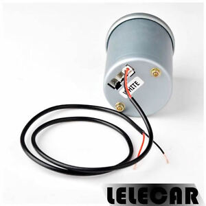 Oil Temp Gauge White Led Displayed Most Cars And Motor 2 52 Mm 40 140 C