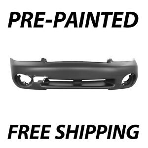 New Painted To Match Front Bumper Cover For 2000 2002 Subaru Legacy Outback