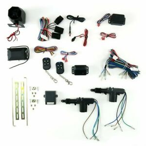 Autoloc Custom Vw Remote Power Door Lock Kit With Alarm Autvwca