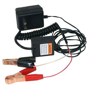 Sportsman Series 2 Piece Automatic Battery Float Charger Bfc8794