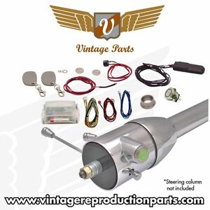 Vintage One Touch Engine Start Kit With Vpahfs1002g
