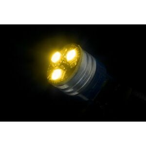 Putco 287401a Neutron Amber 7440 Led Bulb Pair