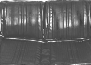 1969 Dodge Coronet 440 Superbee Front Bench Seat Cover Pui
