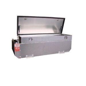 Aluminum Tank Industries 65 Gal Gasoline Auxiliary Tank toolbox Combo