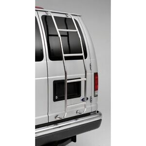 Surco Stainless Steel Van Ladder For Up Till 1998 Ford E Series Van 093f