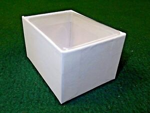 White Gift Box 3 x2 Box W clear Acetate Tuck Lid Lot Of 12 Jewelry Candies