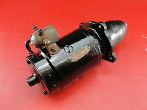 Oliver Tractor Starter Delco Remy 12 Volt 1107682 158734as 550 2 44 Gas