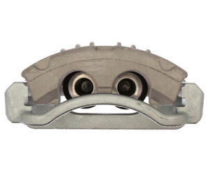 Disc Brake Caliper Friction Ready New Caliper With Bracket Front Left Raybestos