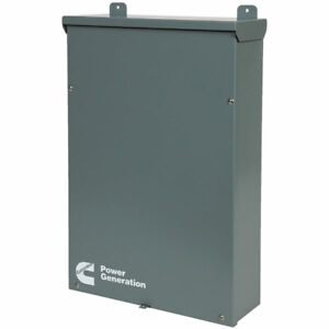 Cummins Ra 400 nse 400 amp Outdoor Automatic Transfer Switch For Rs rx Gene