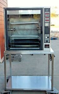 Henny Penny Rotisserie scr 8 Single Door Electric Refurbished Commercial