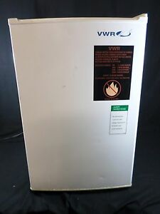 Vwr thermo Electron Flammable Materials Storage Under Counter Lab Refrigerator
