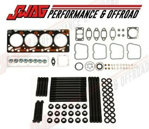Swag Performance Engine Gasket Kit With Arp Head Studs For 4bt Cummins 3 9l