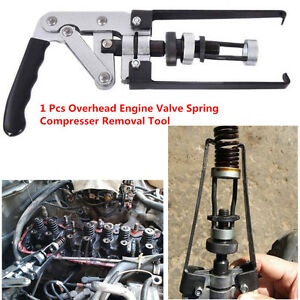 New Overhead Valve Spring Compressor Ohv Ohc Chv Engine Seal Keeper Removal Tool
