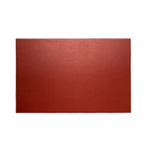 Bey berk Desk Pad 18 x28 Red Leather