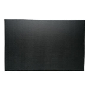 Bey berk Desk Pad 18 x28 Black Leather